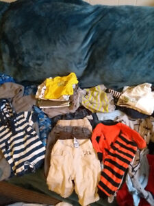 0-3 Months Baby clothes *Gently Used*