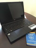 15.6inch Acer notebook