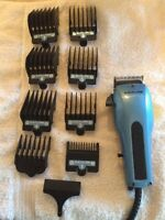 Professional clippers and trimmers