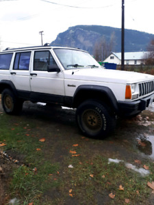 '93 jeep cherokee 4.0L High Output