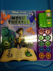 Disney Pixar Movie Theater