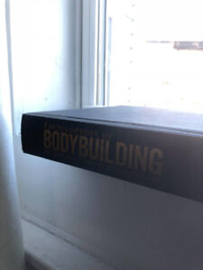 Personal Training and Bodybuilding books