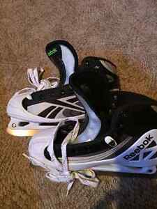 Brand New Reebok Goalie Skates