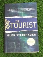 The tourist novel by olen steinhauer