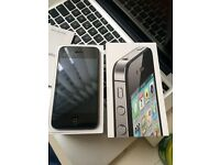 Immaculate 4s 16 gb unlocked