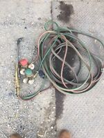 Victor  oxy acetylene torch / cutting torch