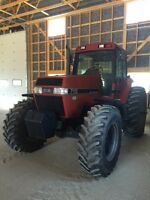 Case international 7110 tractor for sale