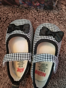 Variety of infant shoes. From $5 to $10 each