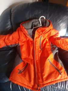 Like new Youth Size 14-16 3 in 1 Winter Coat
