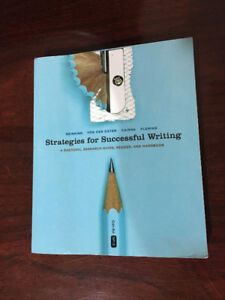 Strategies for Successful Writing Textbook