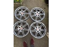 Honda Civic ep3 type r alloy wheels
