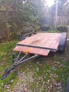 Tandem Axel Flatbed London Ontario image 1