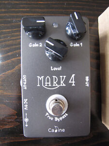MARK 4 DISTORTION FOR A NOISE GATE PEDAL