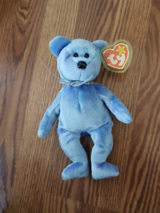 Rare Collectable Beanie Baby - Chubby II