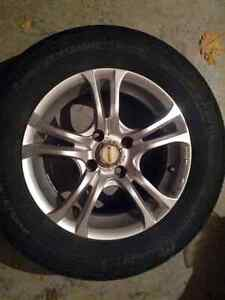 Tires and rims for sale