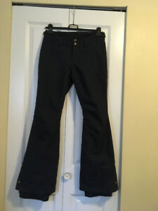 never worn navy blue women's ski pants