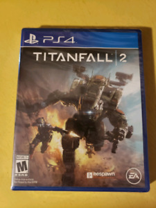 *brand new* titanfall 2 PS4