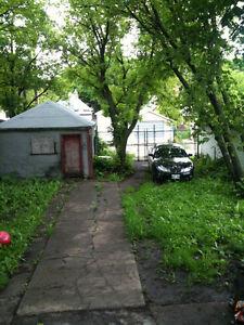 1 br - main floor - fenced yard