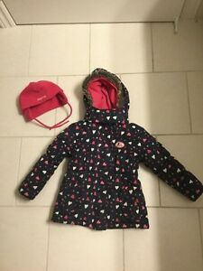 Oshkosh temperature rated jacket size 4T