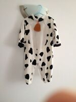 Cow Costume 12-24 Months