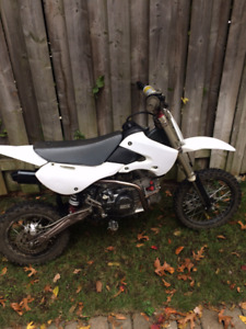 Dirtbike 150cc (pitster pro)