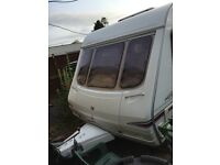 Swift Archway, 2 berth, (2004) Used - Good condition Touring Caravan for sale