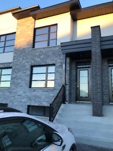 Brand new townhouse for rent in Vaudreuil-Dorion.