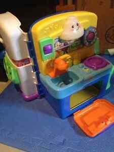 So. Many. Toys.