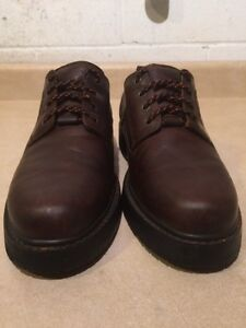 Men's Timberland Waterproof Leather Shoes Size 9.5 London Ontario image 4