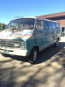 1971 Dodge Sportsman/working condition?$2000 OBO