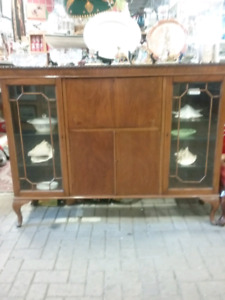 VINTAGE BAR bookcase