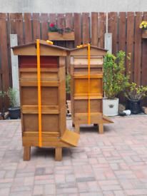Full 12 Frame Bee Colony.