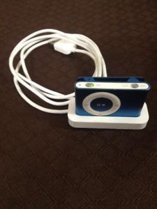 Ipod Shuffle 2nd Gen (Blue)