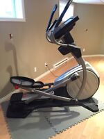 Freemotion 570 Interactive Elliptical, like new - moving sale