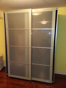 Ikea wardrobe for sale.