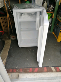Fridge with small freezer
