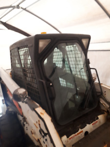 Bobcat wheel Skid Steer