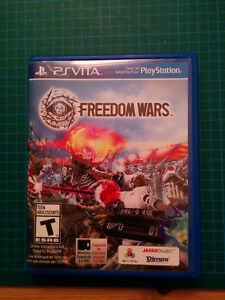 Freedom Wars - PS Vita - 15$