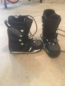 Morrow Reign Park boots size 10