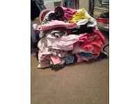 Newborn - 9 months girls clothes bundles