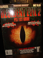 RESIDENT EVIL 2-GUIDE STRATÉGIE/PLAYER'S GUIDE