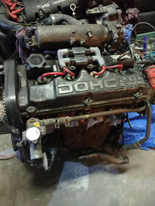 2.0L Non Turbo 97 Eclipse Engine With 160k