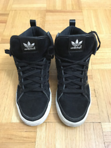 Adidas High-top Sneakers - Size 7, Women