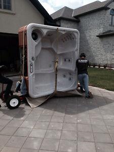 HOT TUB MOVERS London Ontario image 6