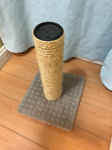 ***SALE*** new cat scratch stand -must buy for new cat owners