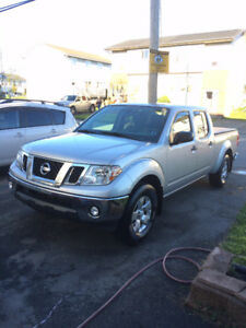 2010 NISSAN FRONTIER SV4X4 KING CAB AMAZING SHAPE!