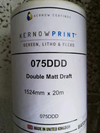 Double Matt draft