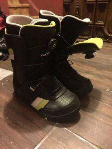 Men's size 11 Ride snowboard boots