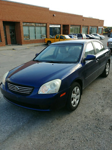 2008 KIA MAGENTIS LX \ Has ONLY 90km \ Asking ONLY $3750