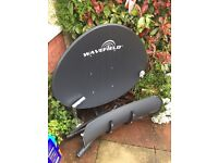 Wavefield T90 Satellite dish